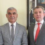 İzmir İl Kültür ve Turizm Müdürü ile Toplantı