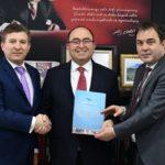 Artvin Belediye Başkanı Demirhan ELÇİN İş Ortaklığı