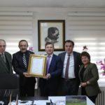 Şavşat Belediye Başkanı Nihat ACAR İş Birliği