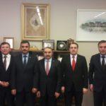 Dr. İsrafil KIŞLA, Şehir Ödülleri'ni Destekliyor